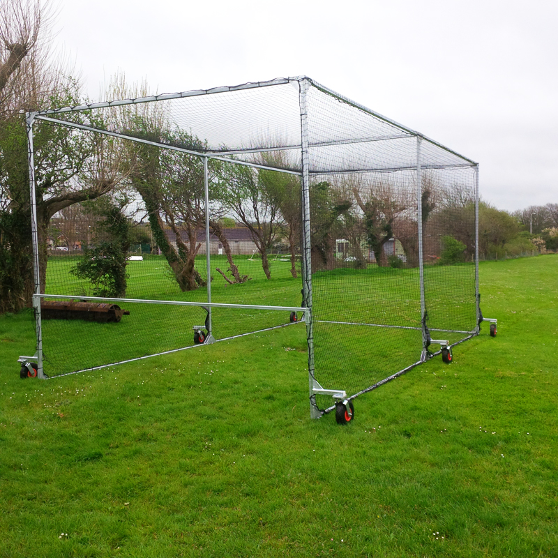 Mobile Cricket Cage Net 7.12m