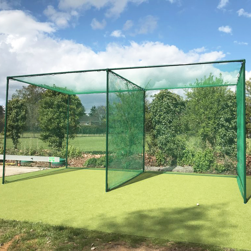 Golf Practice Cage Nets 20ft x 10ft x 10ft