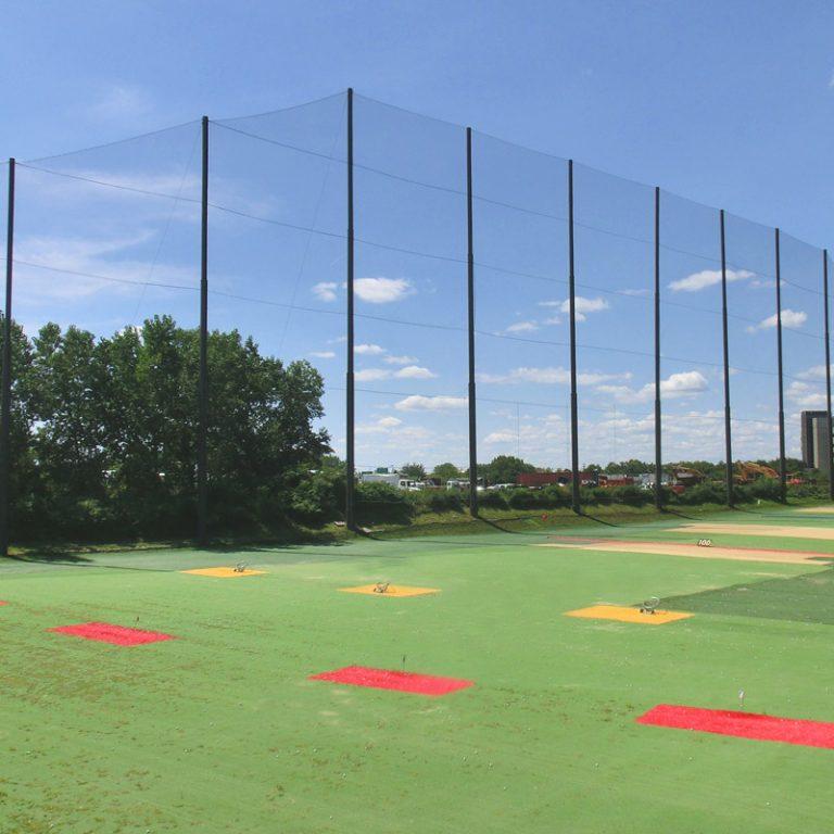 Golf Driving Range Netting