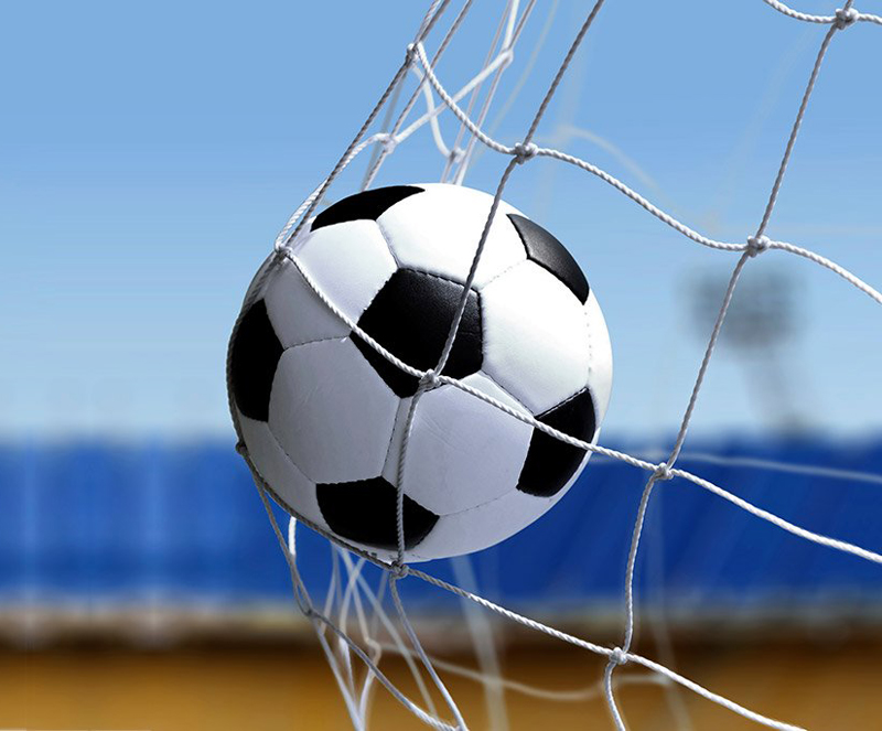 Twisted Soccer Goal Nets