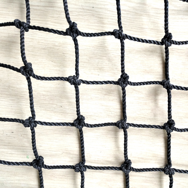 PE Knotted Twisted Nets